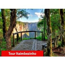 Tour Cânion Itaimbezinho com Piquenique